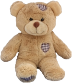 At Peek a Boo 4D Baby we can record your little ones heartbeat in one of our adorable stuffed animals. These are great keepsakes or gifts for a deployed daddy or grandparents out of town.